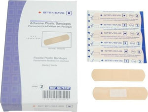 Adhesive Plastic Bandages-CLASS 1-Birth Supplies Canada