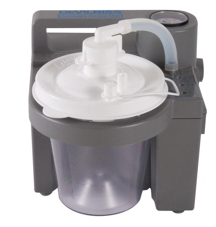 DeVilbiss VacuAide Homecare Suction Pump