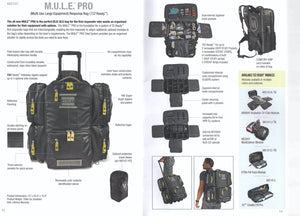 Meret M.U.L.E™ PRO Response Bag-Bags & Storage-Birth Supplies Canada