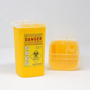 Sharps Collection Containers ~ Various Sizes-Medical Supplies-Birth Supplies Canada