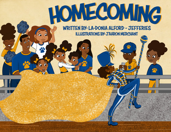 The HBCU Homecoming Book