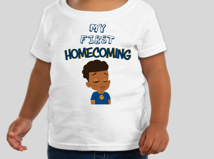 Boy's First Homecoming T-shirt