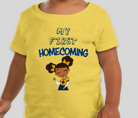 Girl's First Homecoming T-shirt