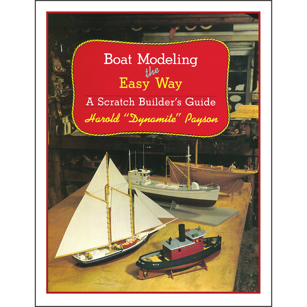 Boat Modeling the Easy Way