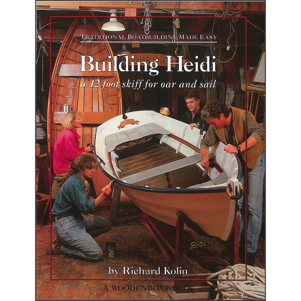 Traditional Boatbuilding: Heidi