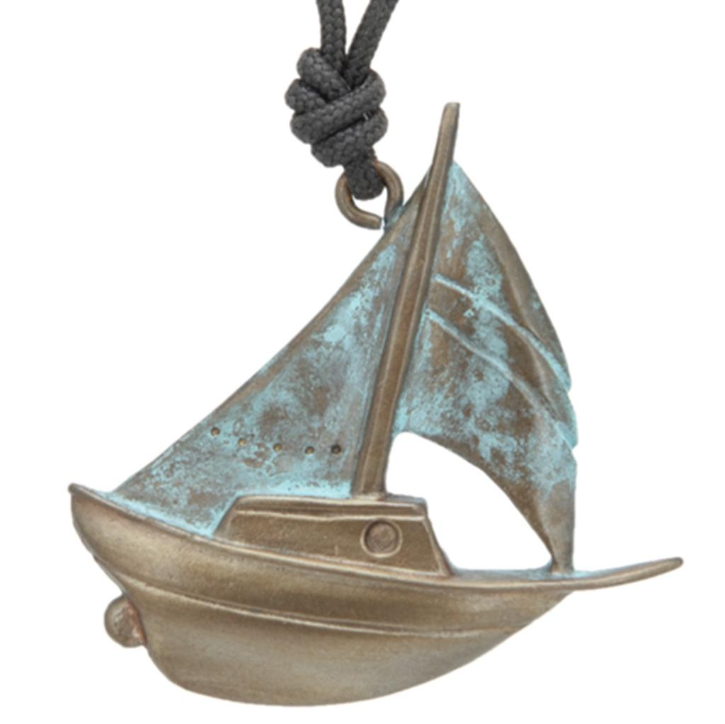 Marconi Sloop Pin or Pendant