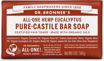 All-One Pure-Castile 5oz Bar Soap