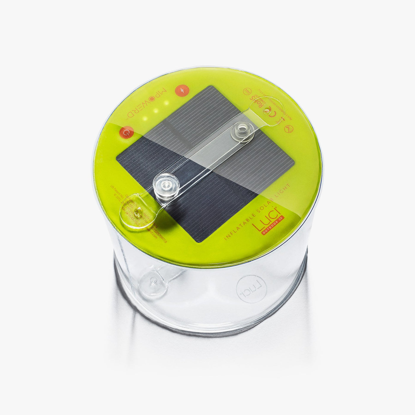 Luci Outdoor 2.0 - Inflatable Solar Light