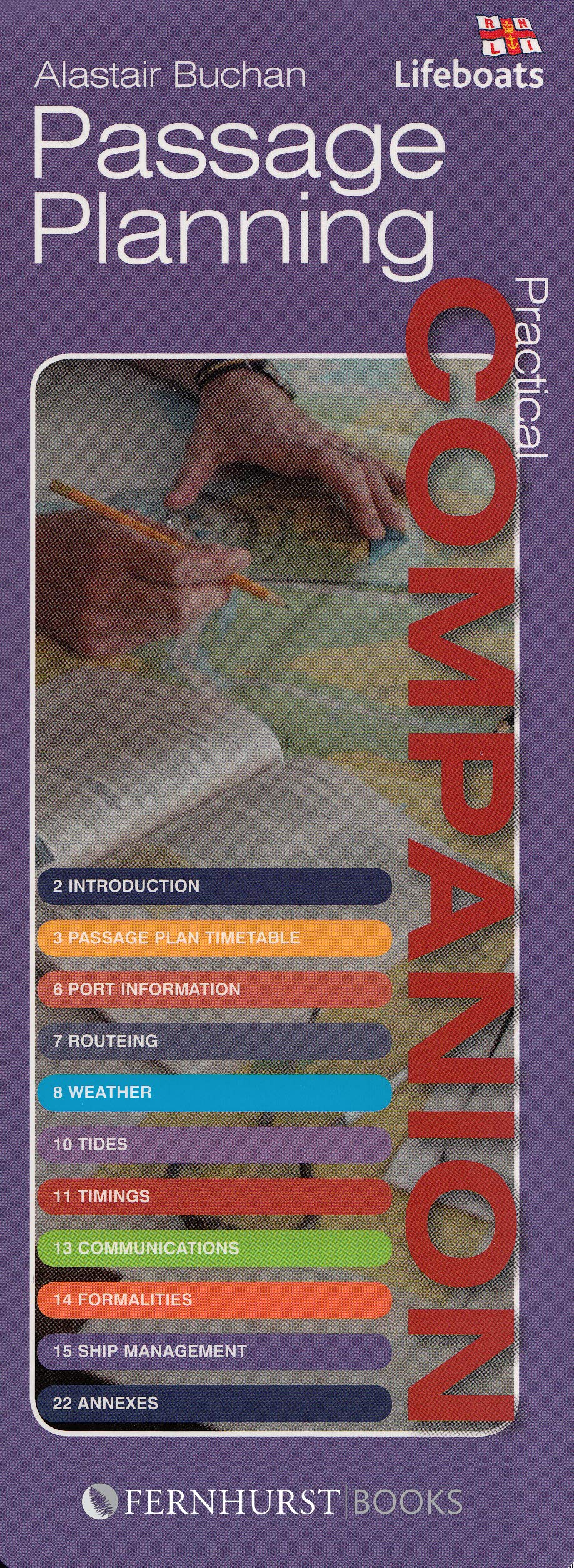 Passage Planning Companion: Practical Companions