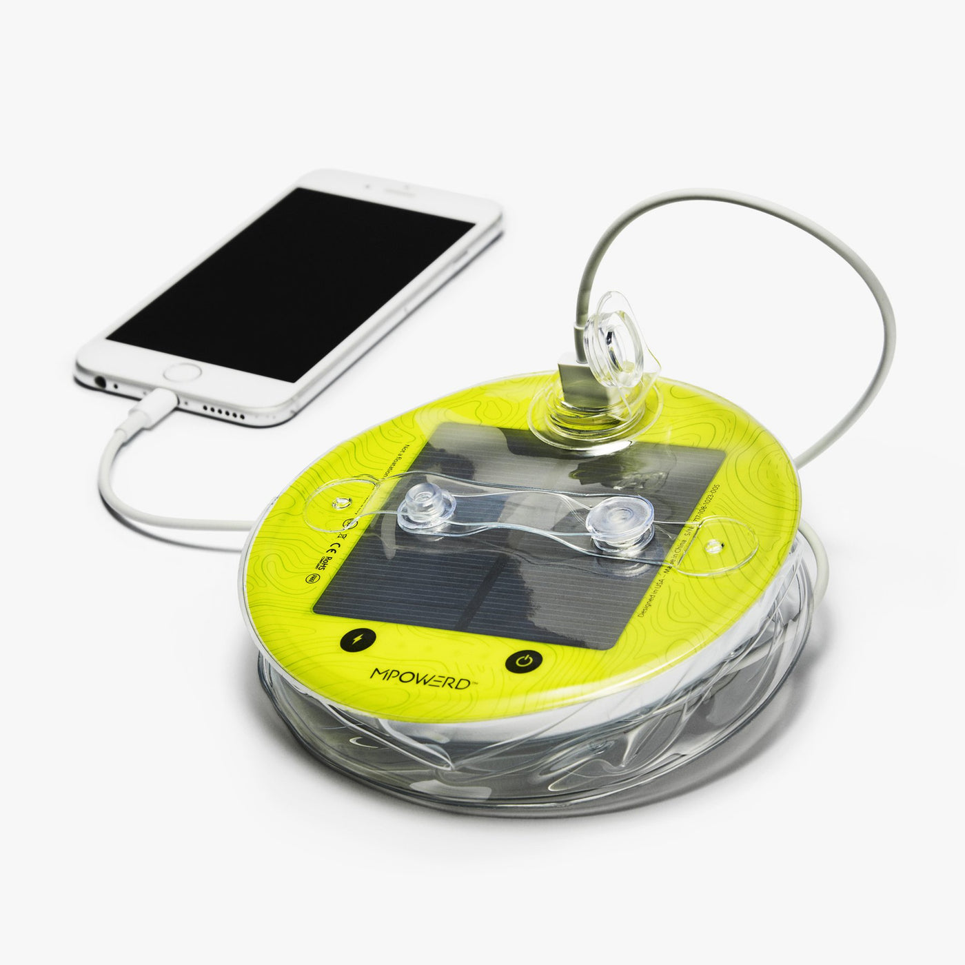 Luci Pro Series - Inflatable Solar Light + Mobile Charger
