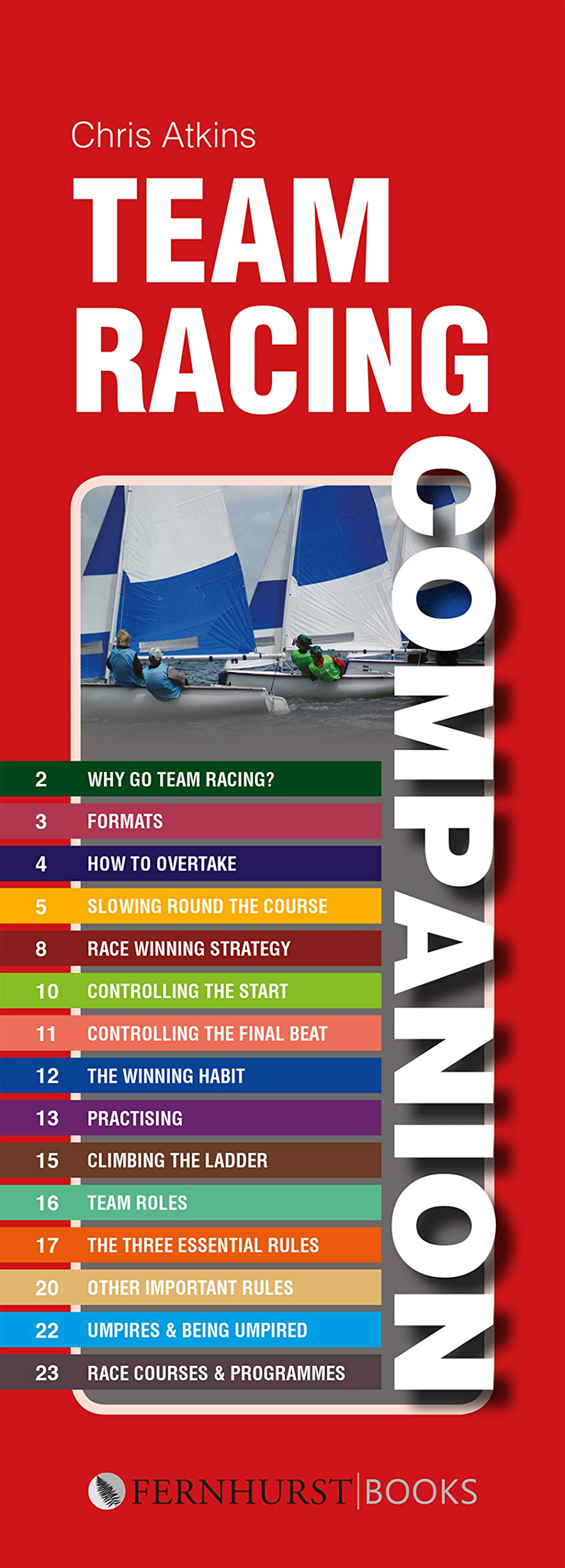 Team Racing Companion: Practical Companions