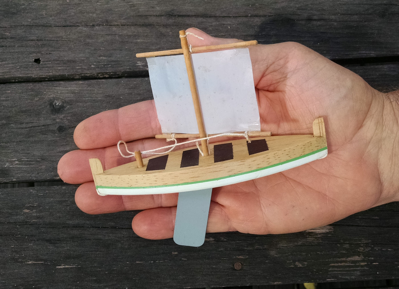 "Sea Flea ""Viking Longship"" Kit"