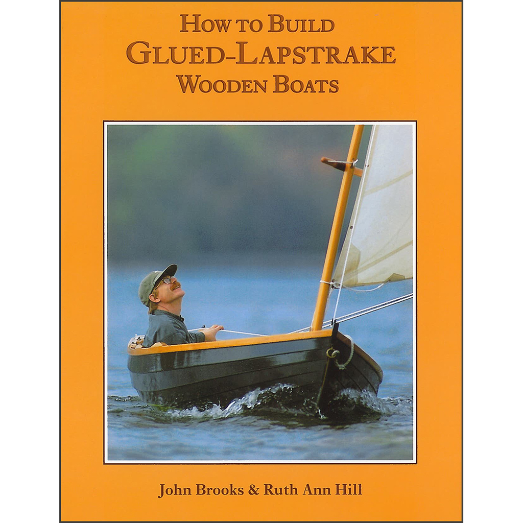 How to Build Glued-Lap Wooden Boats