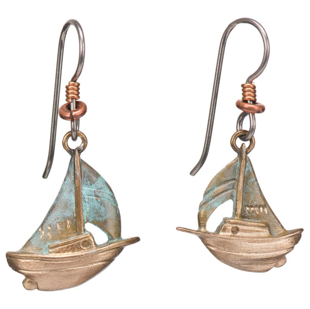 Marconi Sloop Earrings