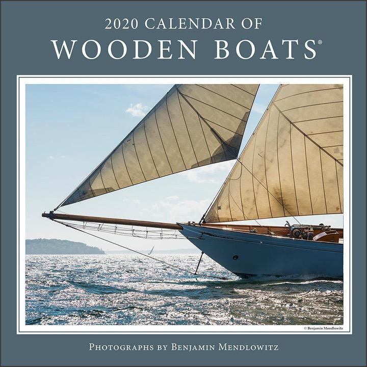 2020 Calendar of Wooden Boats