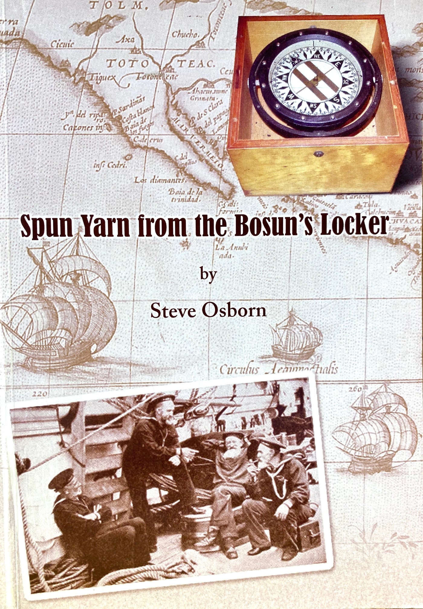 Spun Yarn from the Bosun's Locker