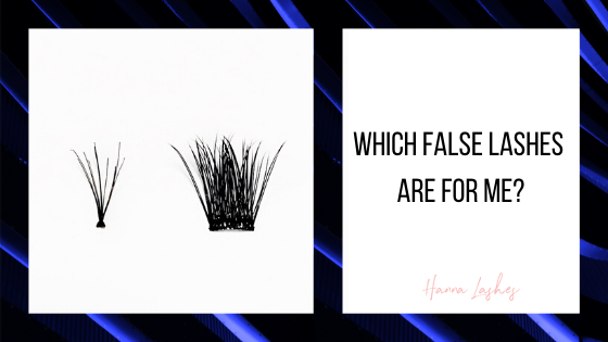 Which False Lashes Are For Me?