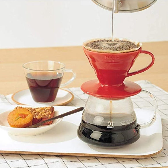 Ceramic Pour Over Coffee Maker