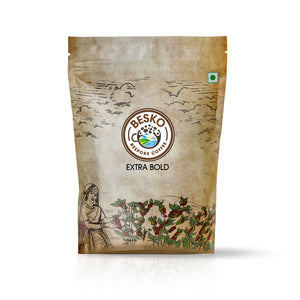 Besko Coffee Extra Bold Ground Coffee Beans