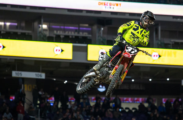 Round 6 Minneapolis Supercross | Photo Report