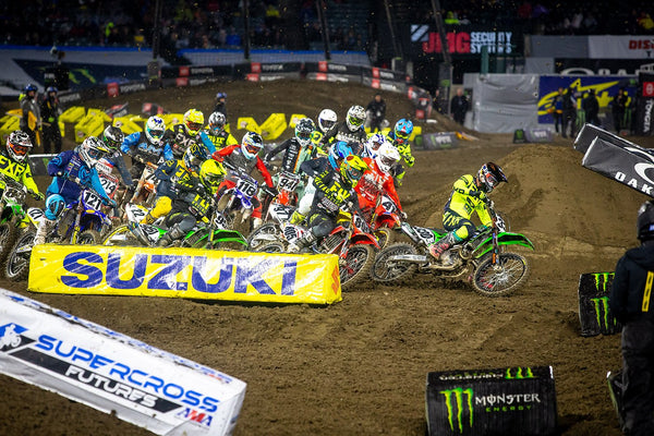 Round 1 Anaheim 1 Supercross | Photo Report