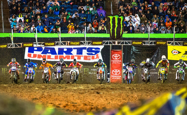 Round 13 Seattle Supercross | Photo Report