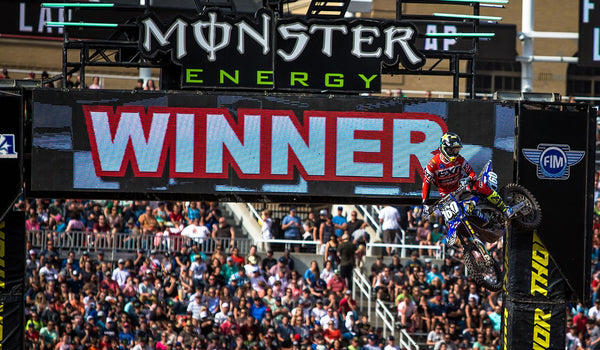 Round 16 Salt Lake City Supercross | Photo Report