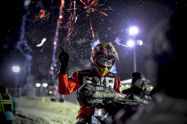 DEADWOOD, SD | US AIR FORCE SNOCROSS NATIONAL