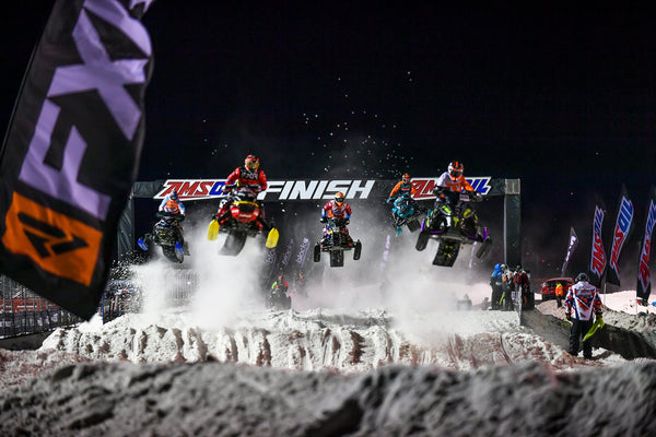 FARGO, ND | ALL FINISH CONCRETE SNOCROSS NATIONAL