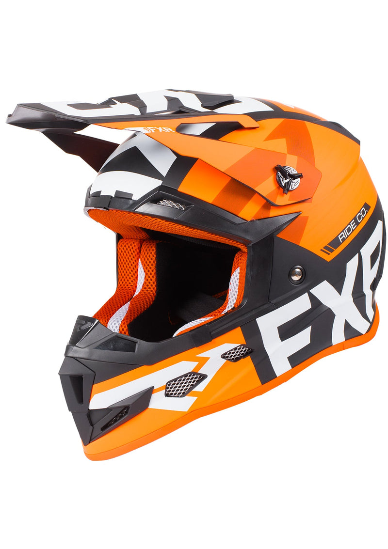 Youth Boost Evo Helmet 19