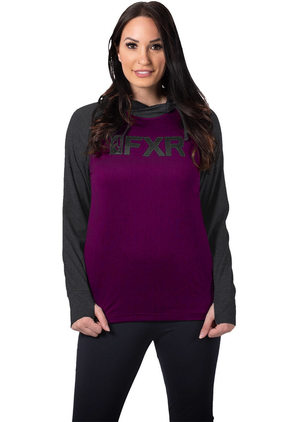 Women's Trainer Tech Pullover Hoodie