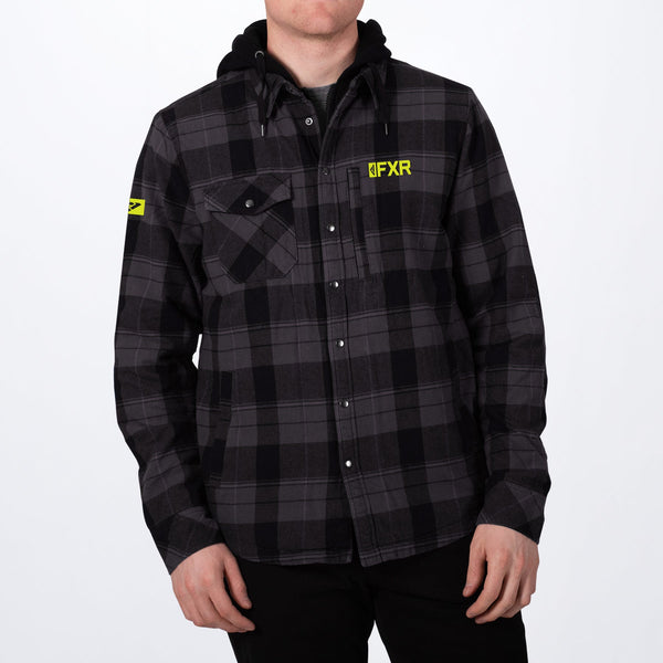 Men's Timber Plaid Insulated Jacket