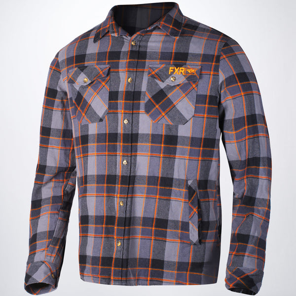 M Timber Plaid Shirt 18