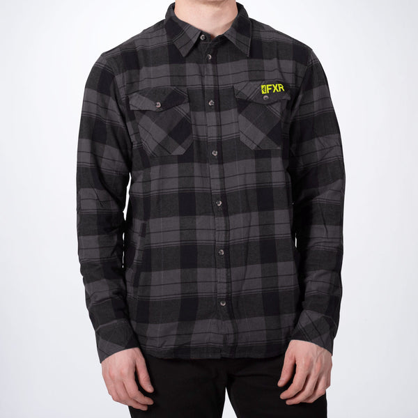 M Timber Plaid Shirt 20