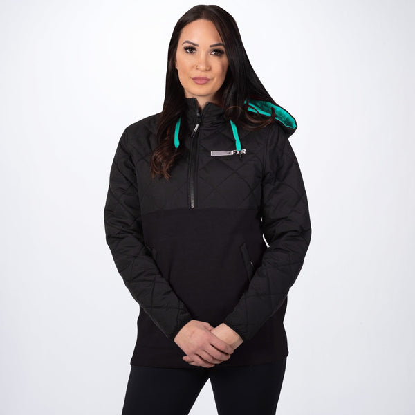 Women's Tracker Quilted Hoodie