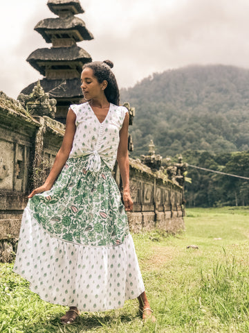 Saffron Road Boho Fashion in Bali