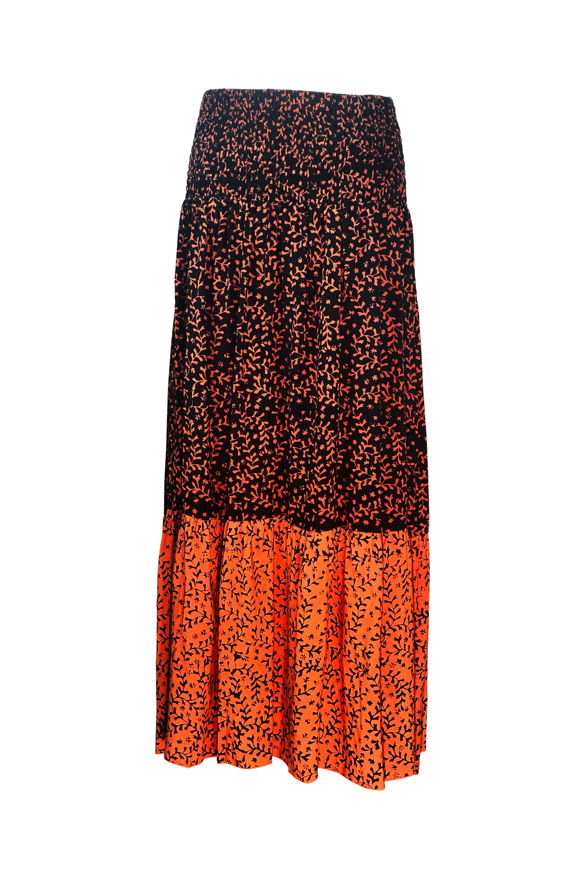 2 in 1 Maxi Skirt / Dress 🍮 Mixed Toffee - Saffron Road