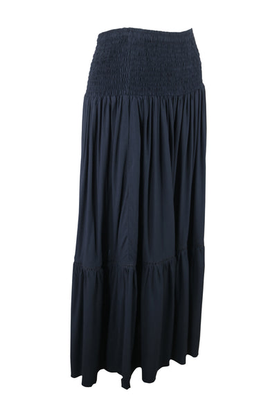 2 in 1 Maxi Skirt 🌜 Moonlight Black - Saffron Road