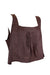 Lotus Tank Chocolate Linen  **Pre-Order Item** - Saffron Road