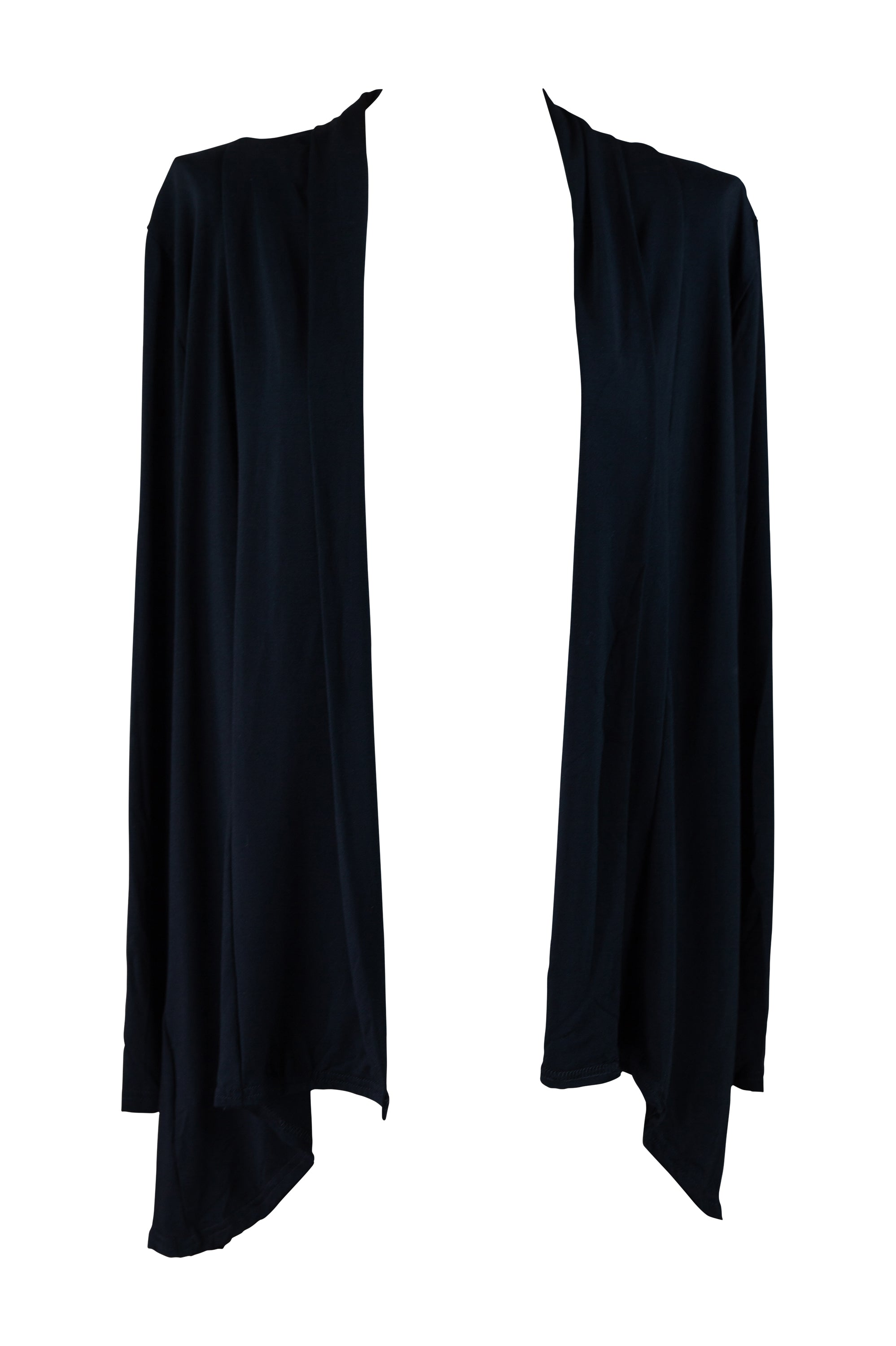 Layer Bamboo Cardigan ☾ Maxi & Midi - Black **Pre-Order Item** - Saffron Road