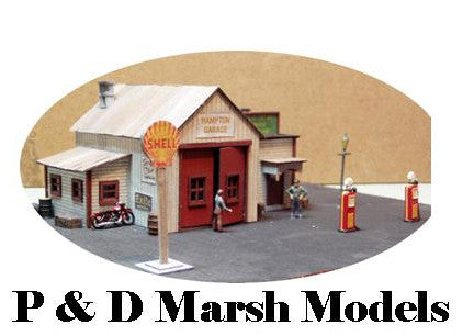 PD Marsh Models