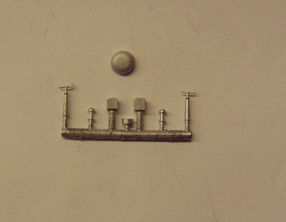 A144 (1) Tender fittings - N GAUGE -