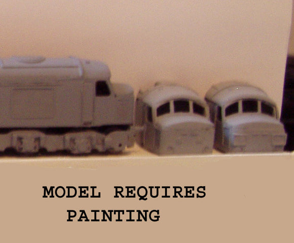 P/&D Marsh N Gauge N Scale A21 GWR 10xx County conversion kit requires painting