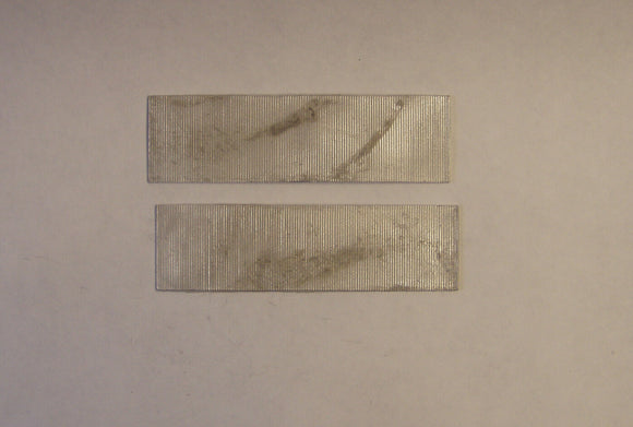 B141 (1) Corrugated sheet (4 @ 75mm x 21mm) - N GAUGE -