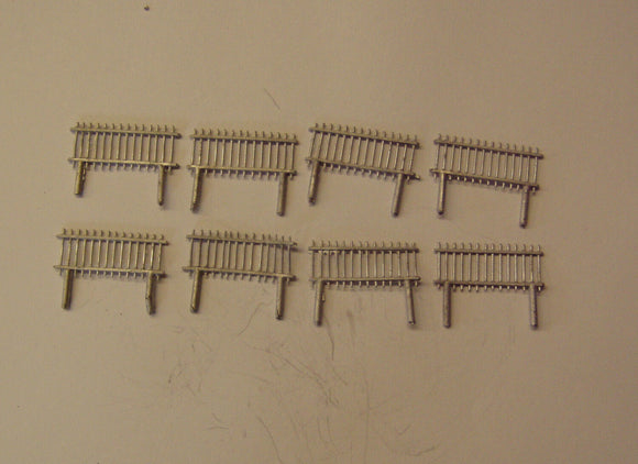 C103 (1) Park railings (19cm) - N GAUGE -