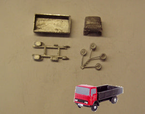 E101 (3) Dodge Commando tipper lorry (intro 1973) - N GAUGE -
