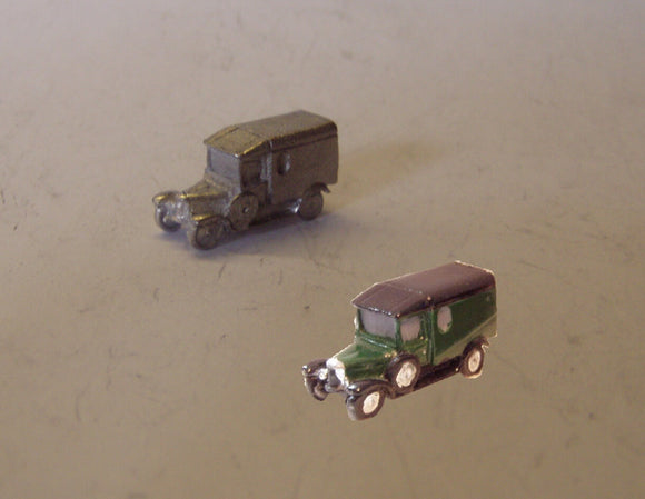 E65 (1) Morris commercial Van (intro. 1924) - N GAUGE -
