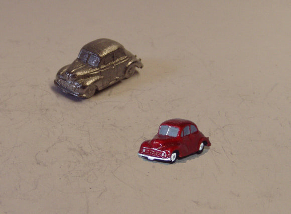 E69 (1) Morris Minor series I (intro 1948) - N GAUGE -