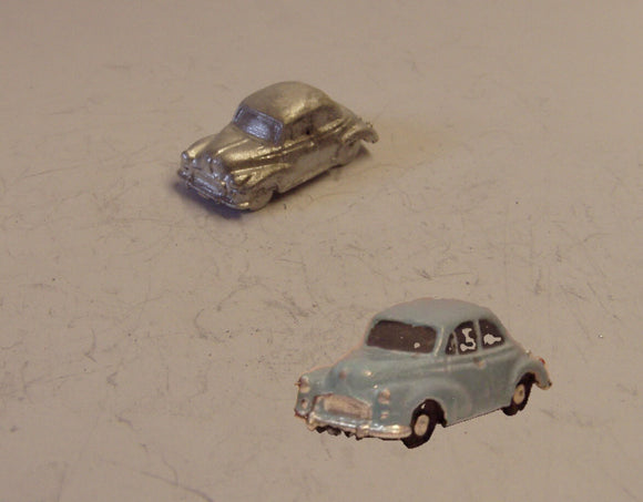 E71 (1) Morris Minor 1000 (intro. 1956) - N GAUGE -