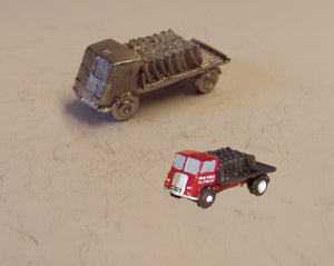 E88 (1) Morris coal lorry with load (into.1948) - N GAUGE -